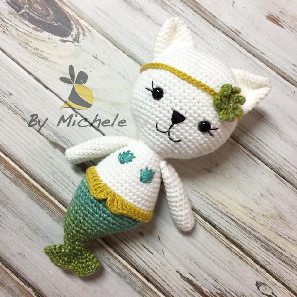 Pin de Rachel Smith en Crochet - Amigurumi | Pinterest | Sirenitas ...