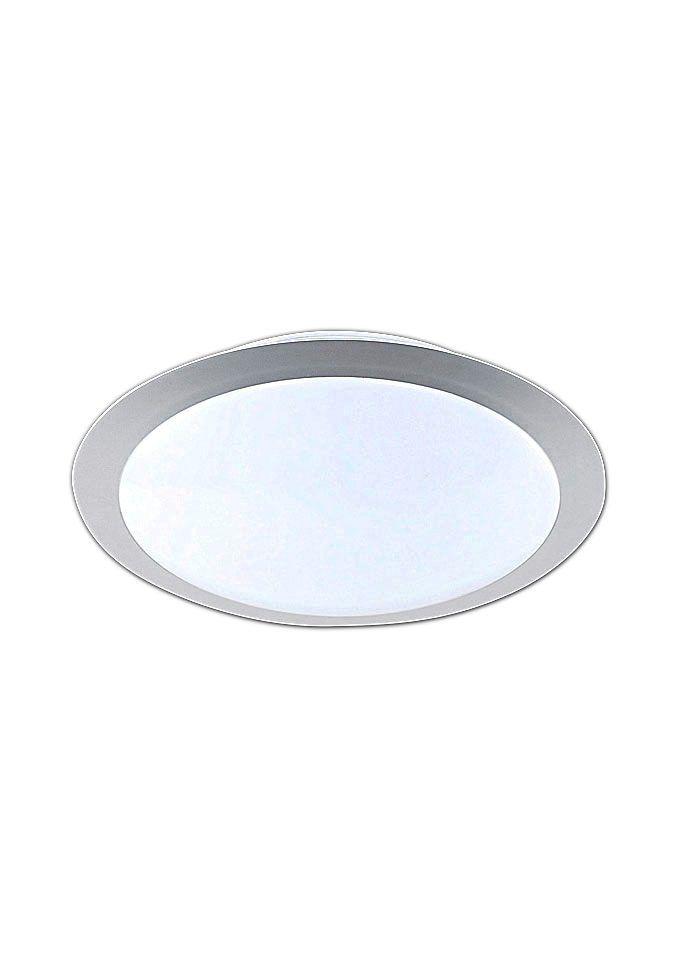 TRIO LEUCHTEN LEDDeckenlampe silber, Ø ca. 35 cm, 700
