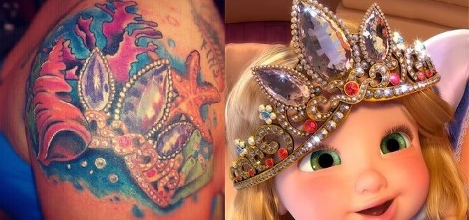 Disney Princess Tattoo My Style Tattoos Disney Tattoos