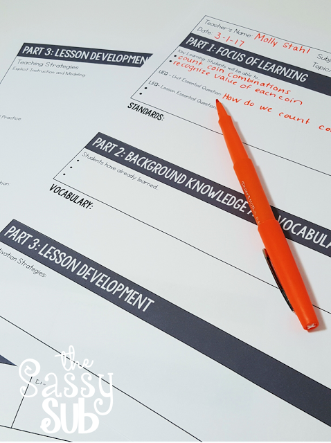 Free Formal Lesson Plan Template Fantastic Post About Planning For