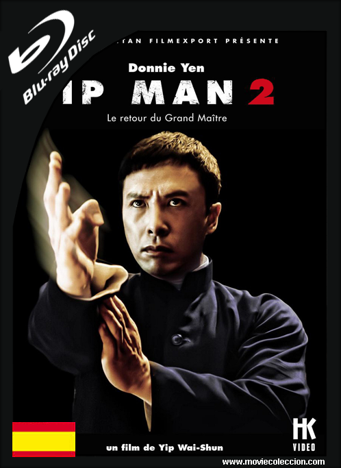 Ip Man 2 2010 BRrip Castellano ~ Movie Coleccion