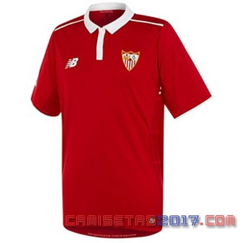 Camiseta tailandia Sevilla 2016 2017 segunda