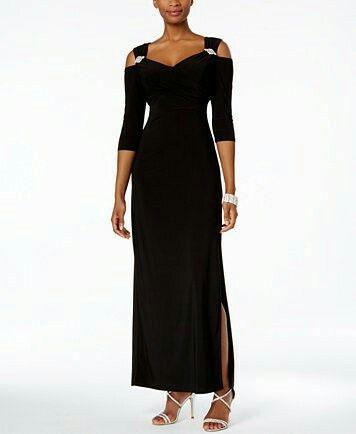 b45e489f8ce black long dress - Shop for and Buy black long dress Online - Macy s