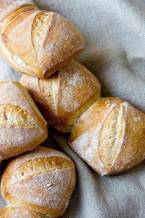 Breakfast rolls – Plötzblog – Bake your own good bread