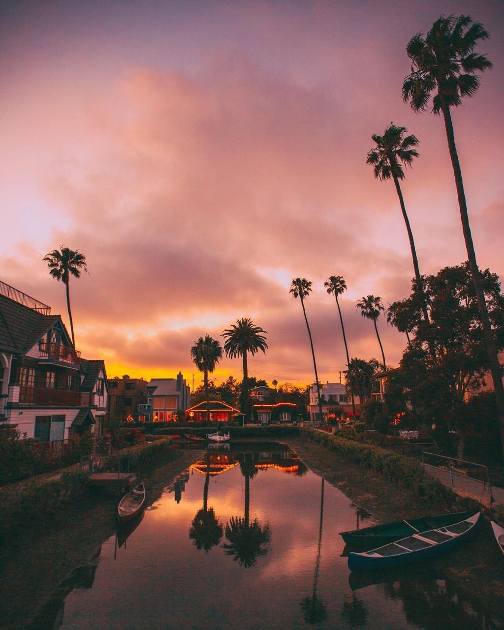 Venice Beach Canals By Debodoes In 2020