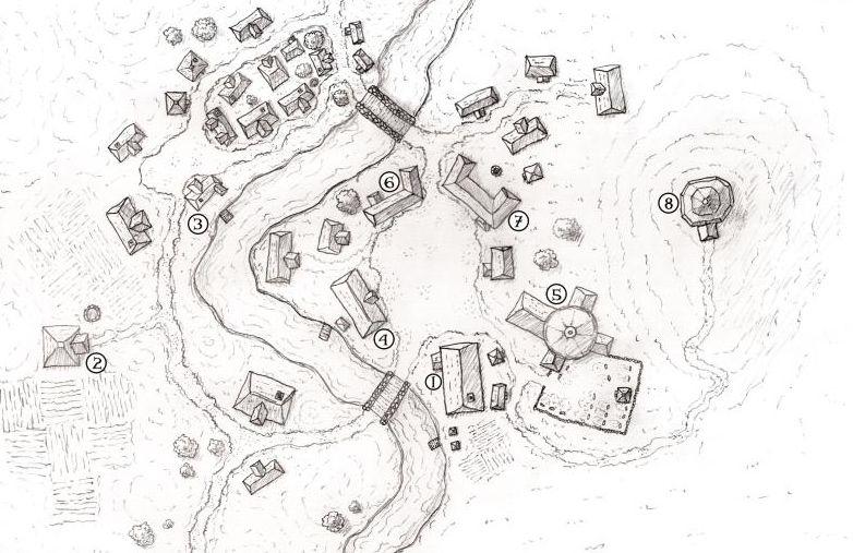 Stock Art Village Maps Fantasy City Map Map Design Fantasy Map Making