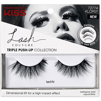 1c7d9effb03 Kiss Lash Couture Triple Push-Up, Teddy in 2019 | Wishlist: Beauty ...