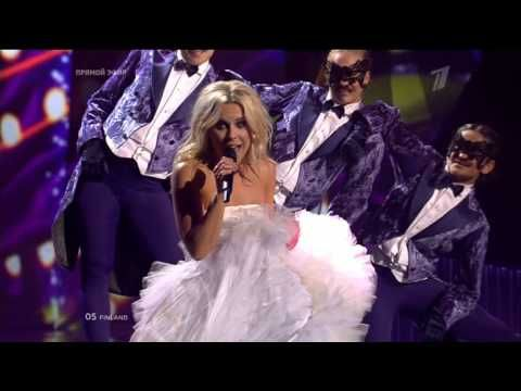 """FINLAND - Christa Siyegfrids - """"Marry Me"""" Eurovision 2013 [16.05.2013] - YouTube"""