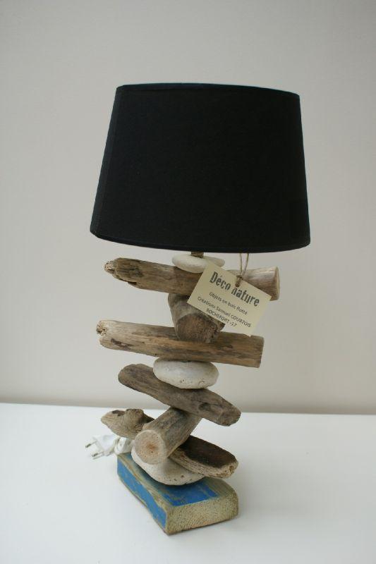 lampe bois flotte 7 lampe bois flotte driftwood crafts top furniture stores et lamp shades. Black Bedroom Furniture Sets. Home Design Ideas