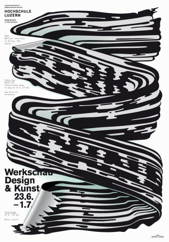 Poster of the Week: Felix Pfaffli - RockPaperInk.com