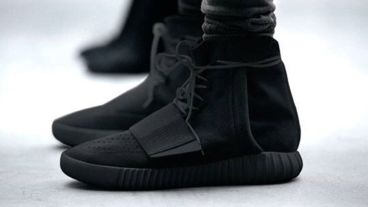 "finest selection bd6f5 29d12 Ibn Jasper Says the ""Black"" adidas Yeezy Boost 750s Aren't ..."