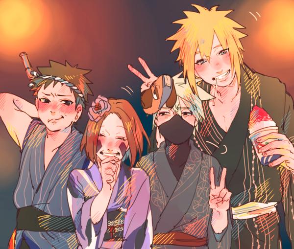 Anime News New Naruto Anime Movie Featuring Naruto S: Team Minato #Naruto