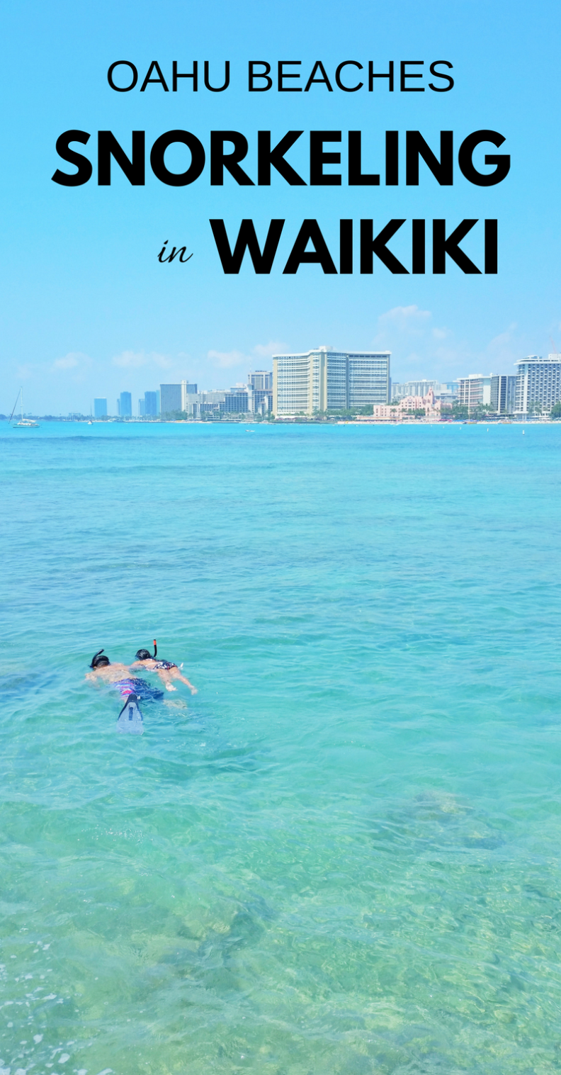 One Of The Best Beaches In Waikiki For Snorkeling Us Oahu Hawaii Activities Like Swimming And At Queen S Beach On