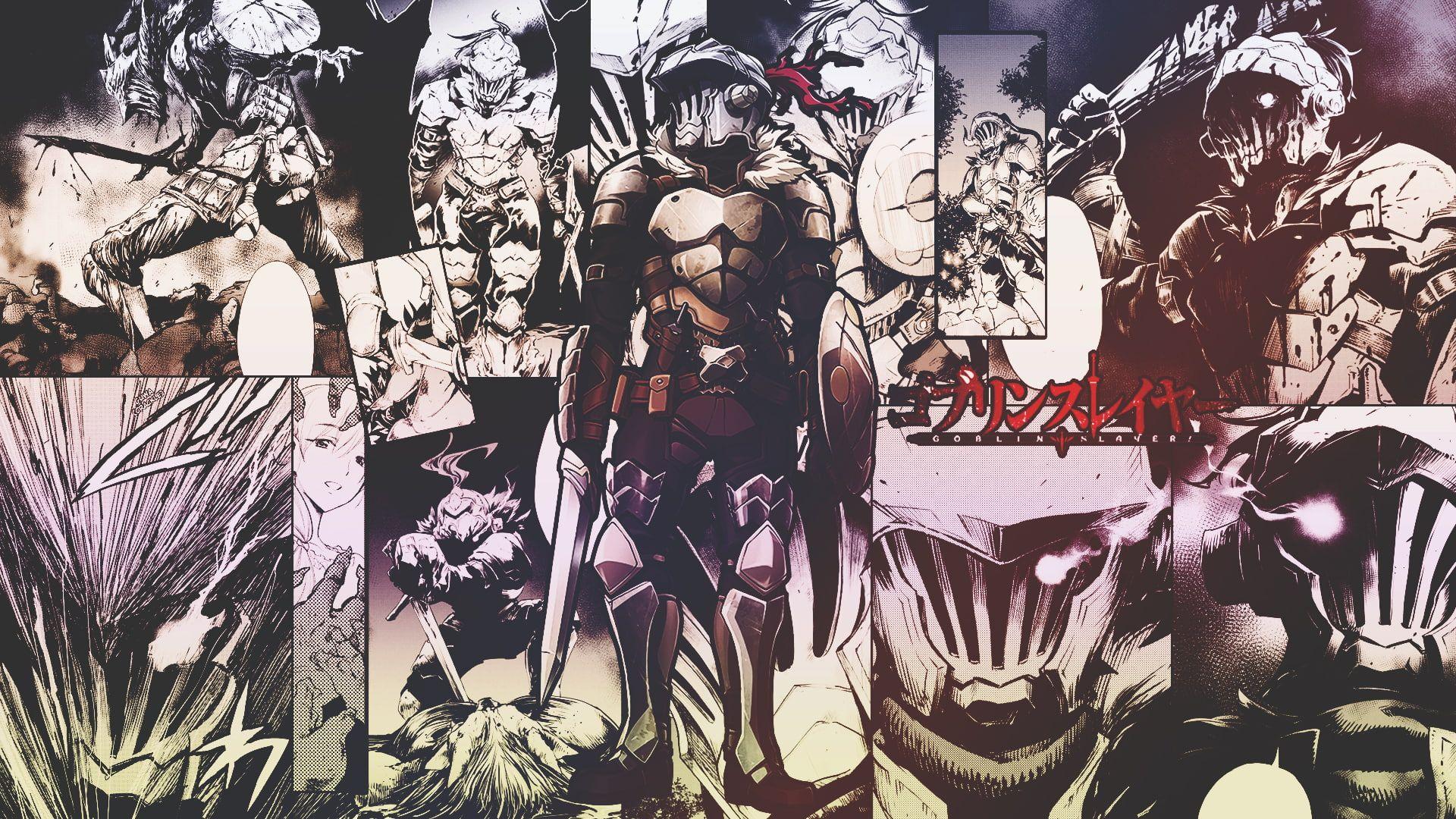 Anime Goblin Slayer 1080p Wallpaper Hdwallpaper Desktop Hd Anime Wallpapers Anime Wallpaper Anime