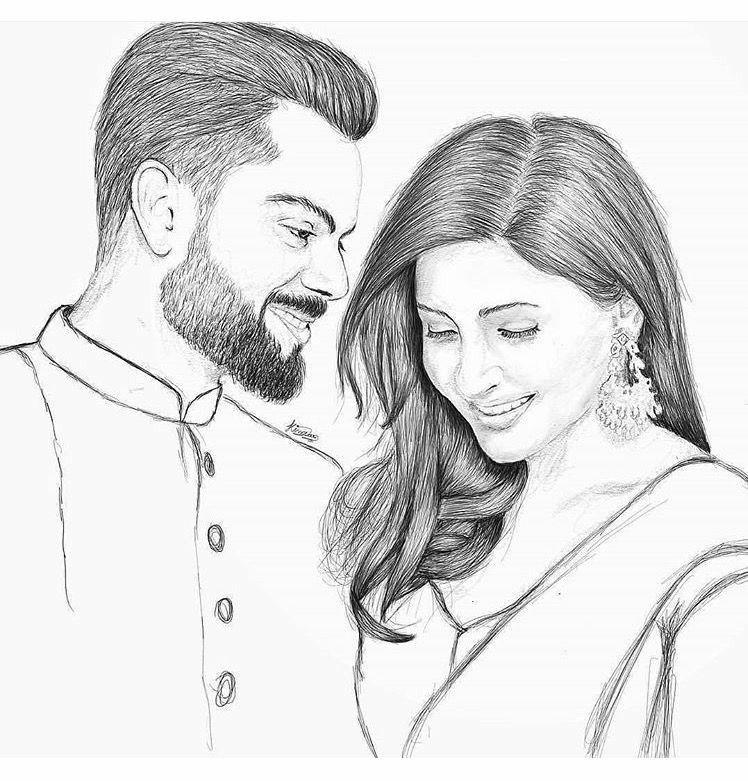 Pin By Harsh On Virat Kohli Fine Art Drawing Dancing