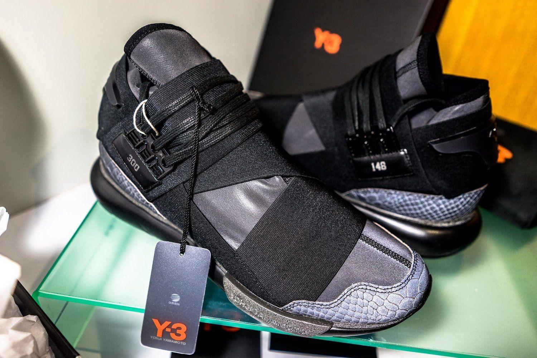 ee29934bc Adidas Y-3 QASA 300 High Limited Edition  Amazon.co.uk  Shoes   Bags ...