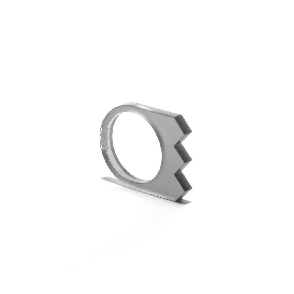 Grey Ring acrylate No.25   1.0