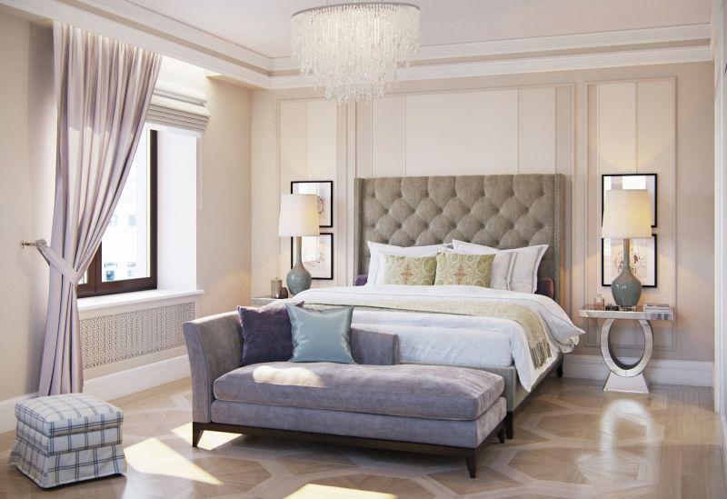 Дом в Madison Park – спальня (изображение 2)