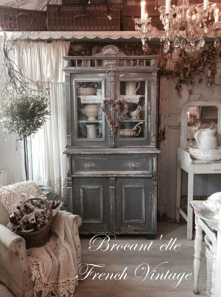 French Vintage Brocant Elle French Vintage Shabbyvintagehouse