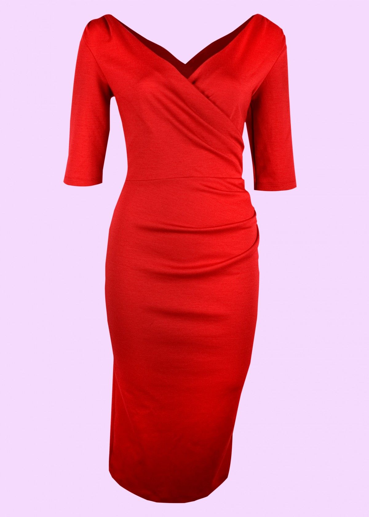 House of foxy: Mansfield dress