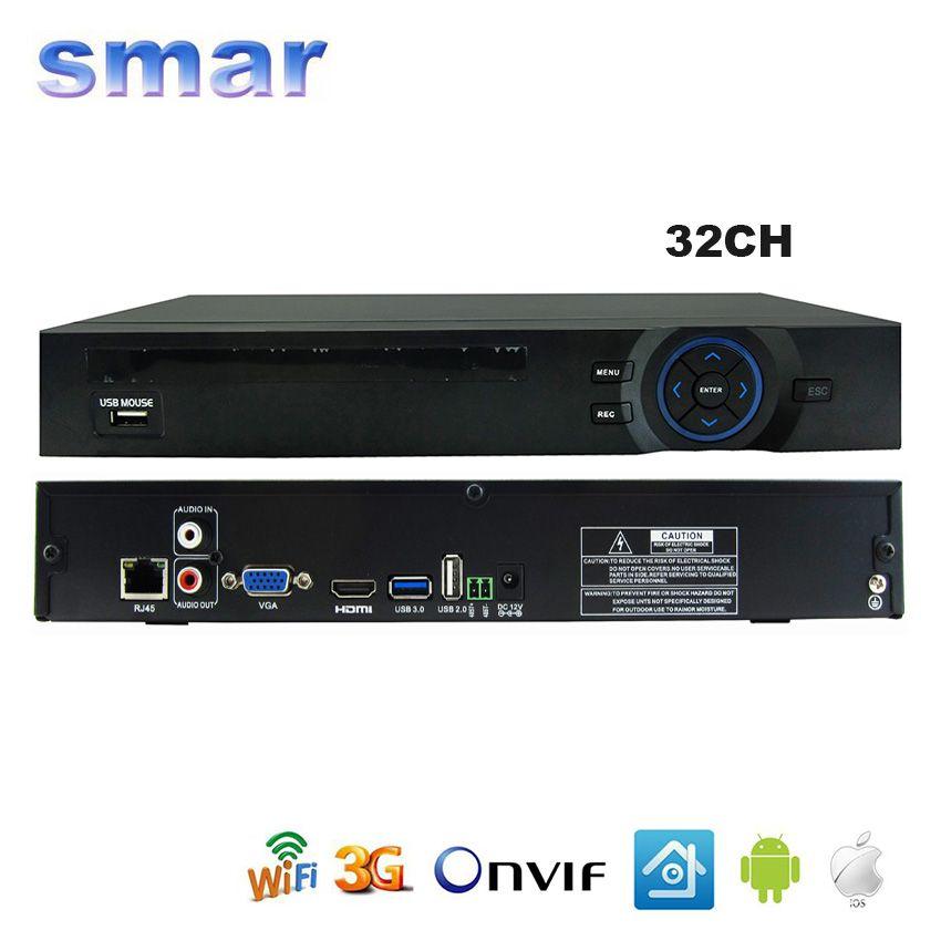 Dahua POE NVR For IP Security Camera H.264 4CH 6MP SATA P2P NVR2104HS-P-S2