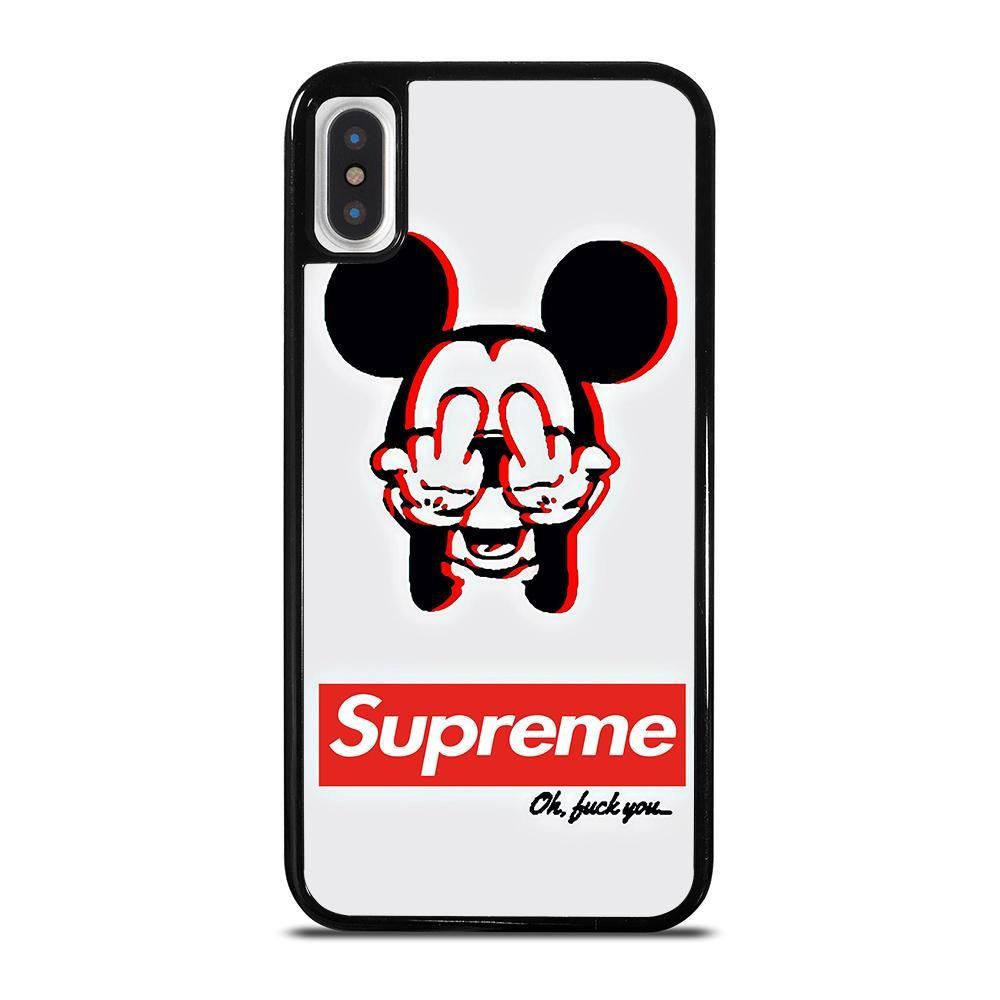 IPHONE X XS COVER CASE MICKEY MOUSE