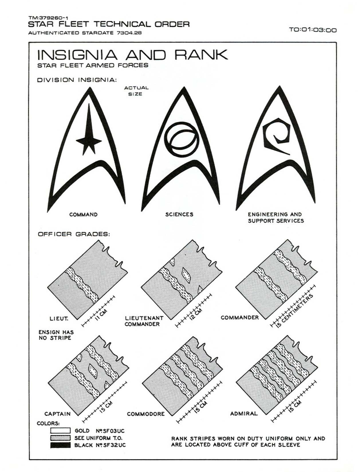 From the STARFLEET TECHNICAL MANUAL, by Franz Joseph (1975). Click the link  for more on this, and other blueprints.