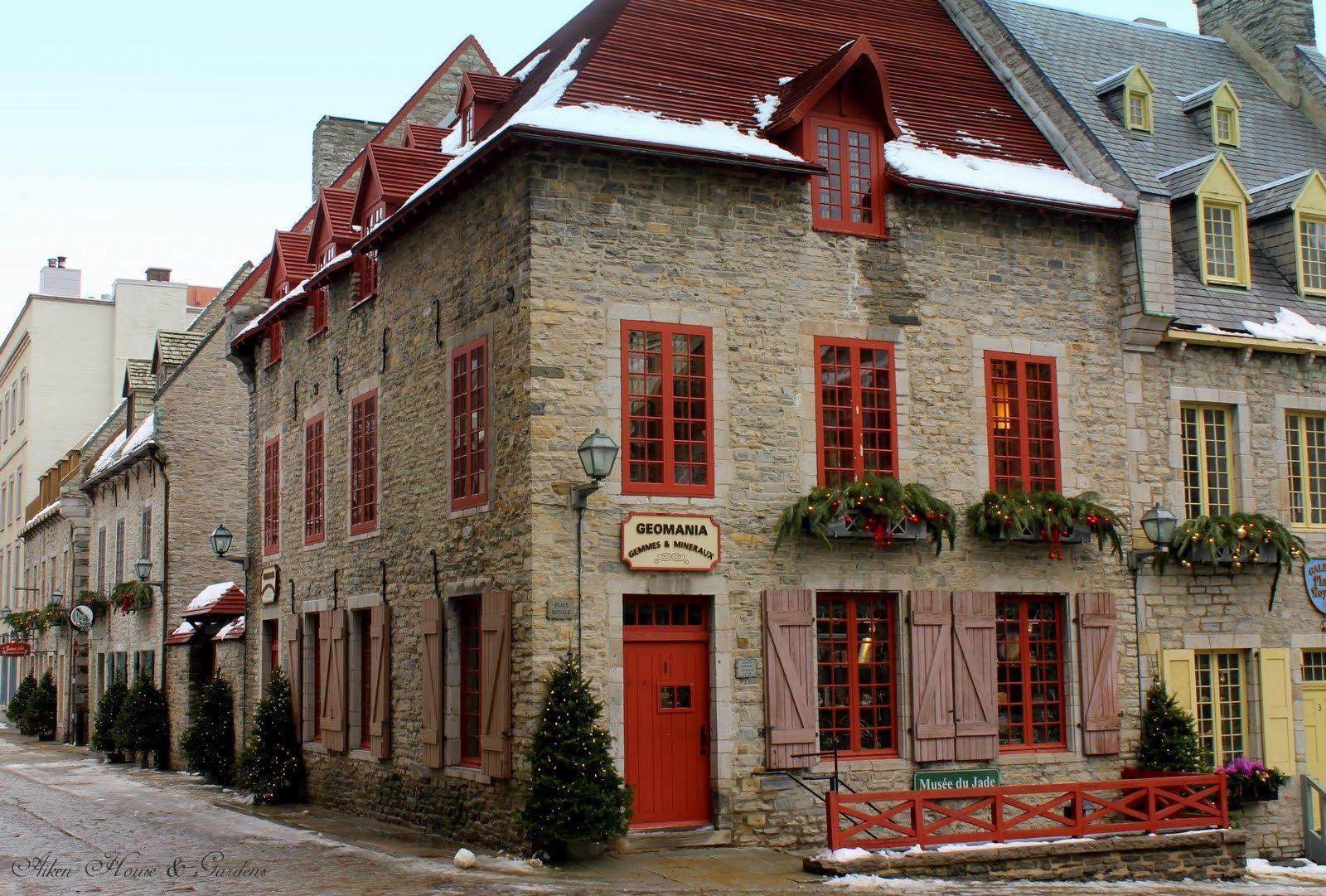 Quebec City Canada   Exteriors - Misc.   Pinterest   Quebec city and ...