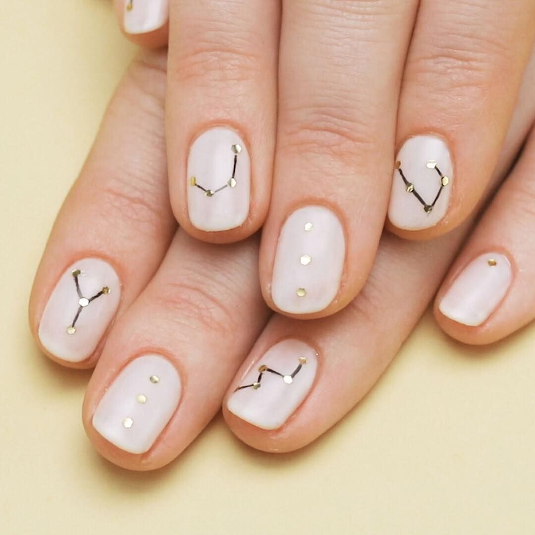 This New Nail Art Trend Is SO Mesmerizing | Nail trends, Crazy nail ...