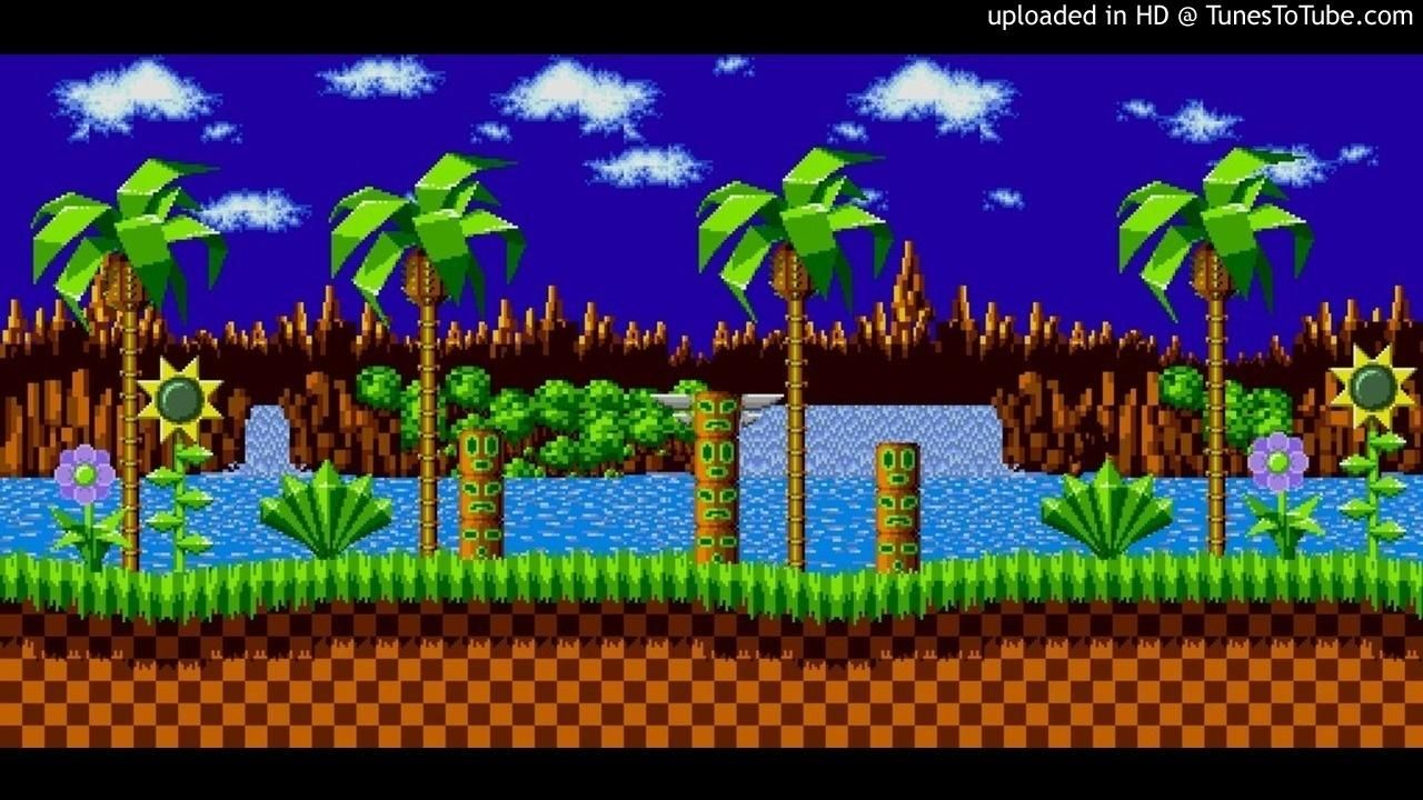 Green Hill Zone Background Best Background Images Hd