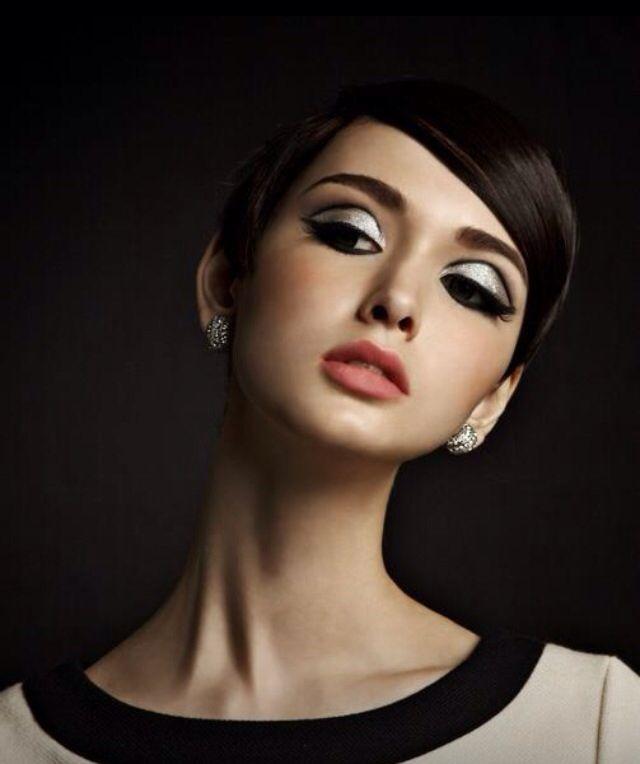 Beauty 2 Fashion: 60s Makeup, 1960s Makeup, Makeup Inspiration