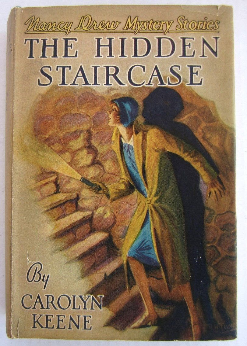 Exceptionnel Nancy Drew 2:The Hidden Staircase (1930 Edition)   Book Review (+playlist)