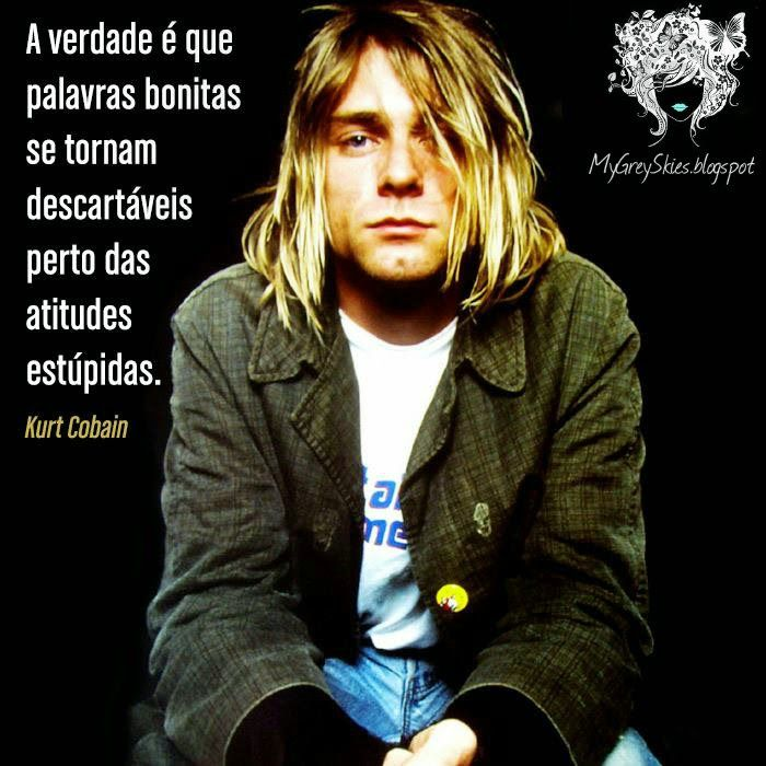 My Grey Skies: Kurt Cobain