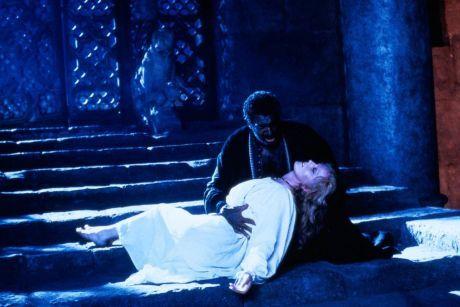 Placido Domingo, Katia Ricciarelli, Otello