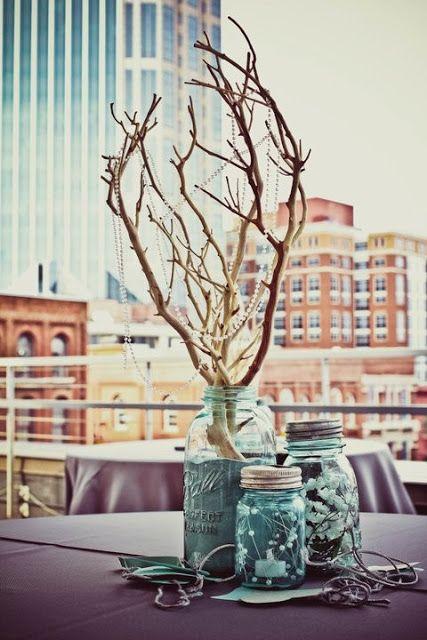 Violet Hills Weddings + Events: 5 Budget Friendly Centerpieces