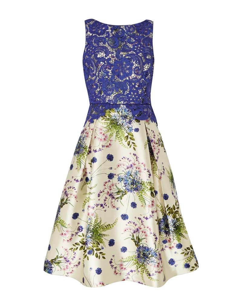 Floral Bridesmaid Dresses: 25 Looks Your Maids Will Adore ...