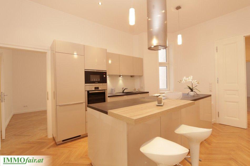 #Küche mit #Kücheninsel