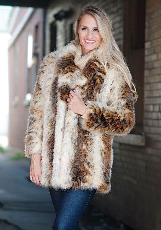 Amazon.com: faux fur tiger