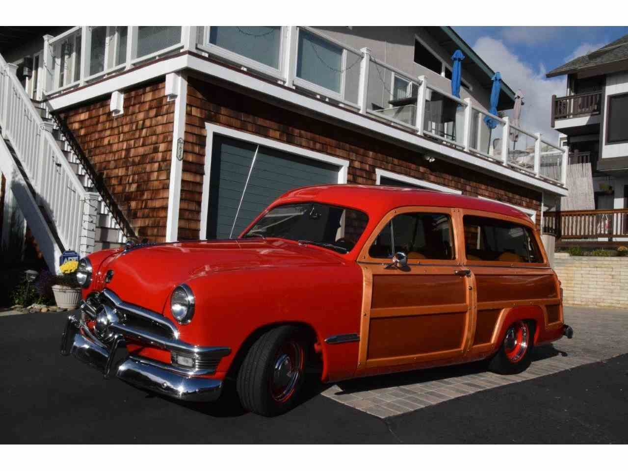 1950 Ford Woody Wagon for Sale - CC-1045291 | Vintage cars ...