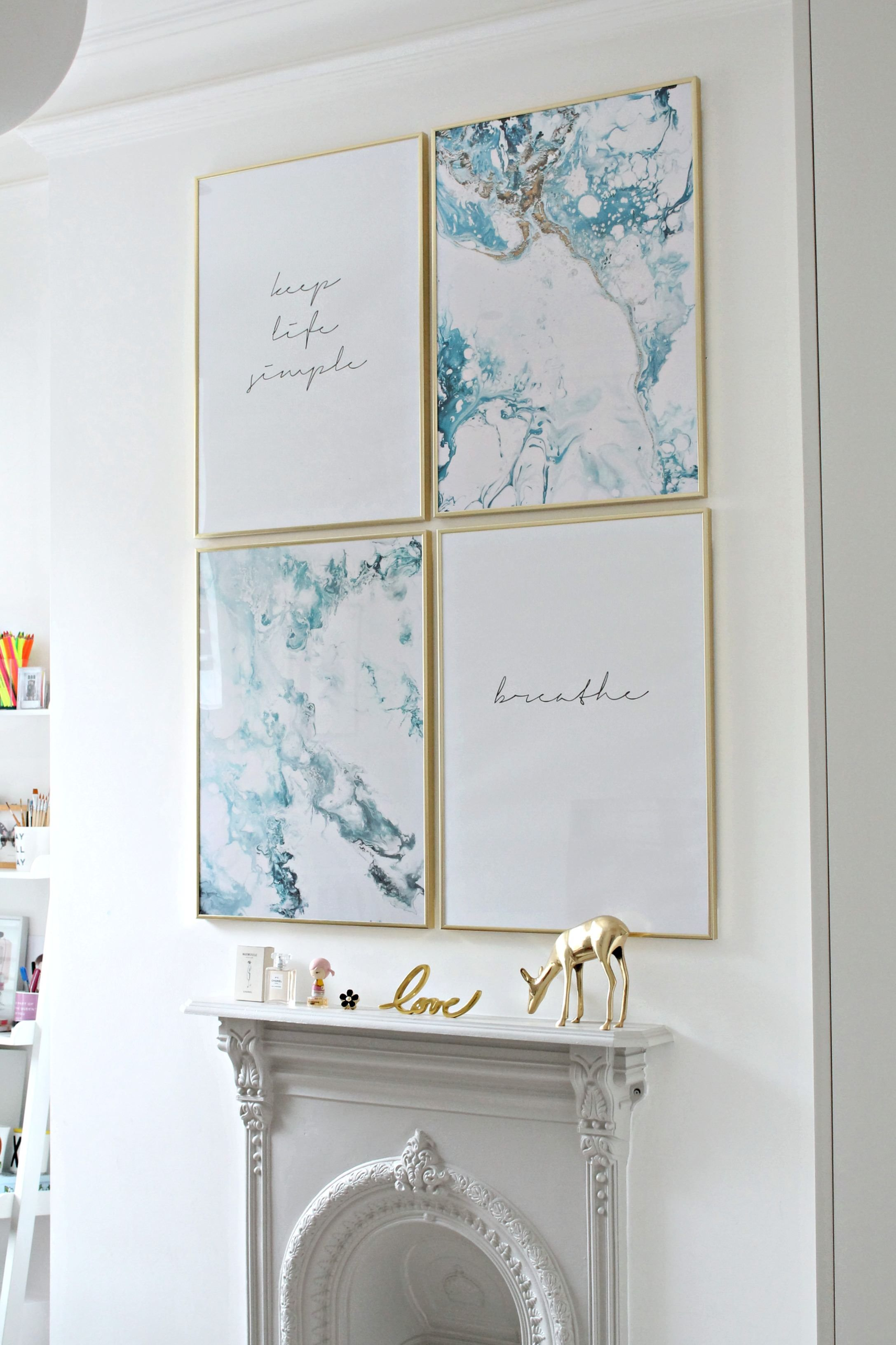 11 Faux Marble Accessories that Look as Good as the RealThing foto