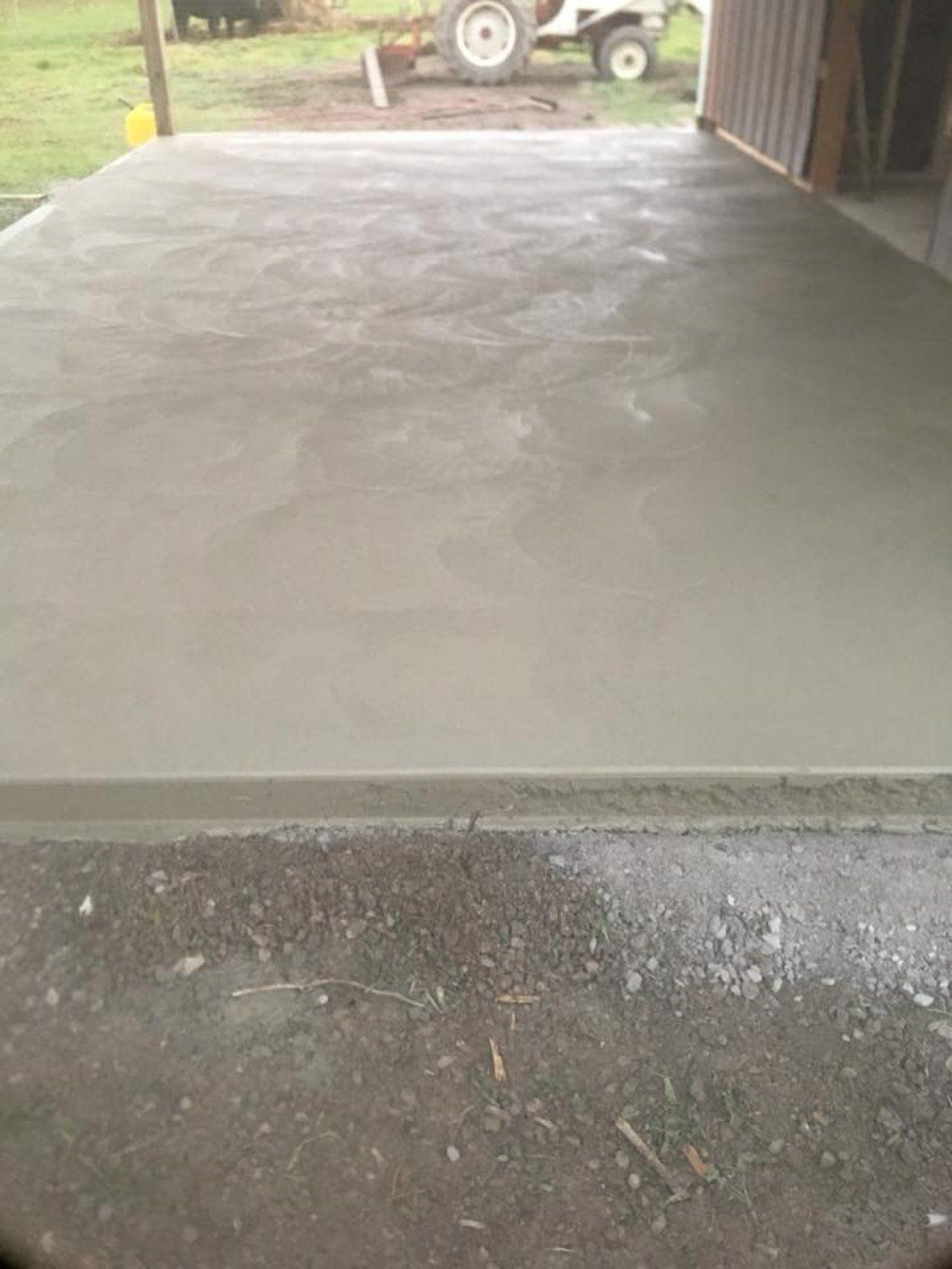 Poured Concrete Patio Van Wert Oh Poured Concrete Patio