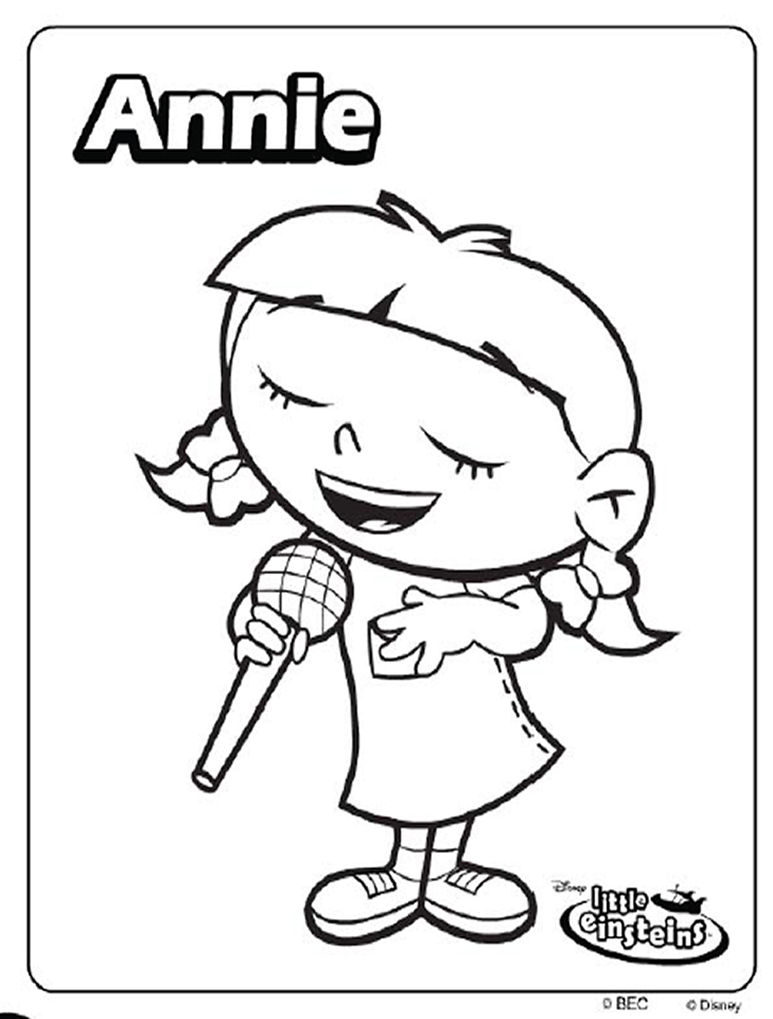 Pin By Nicky Taylor On Parties Character Little Einsteins Little Einsteins Birthday Disney Coloring Sheets [ png ]