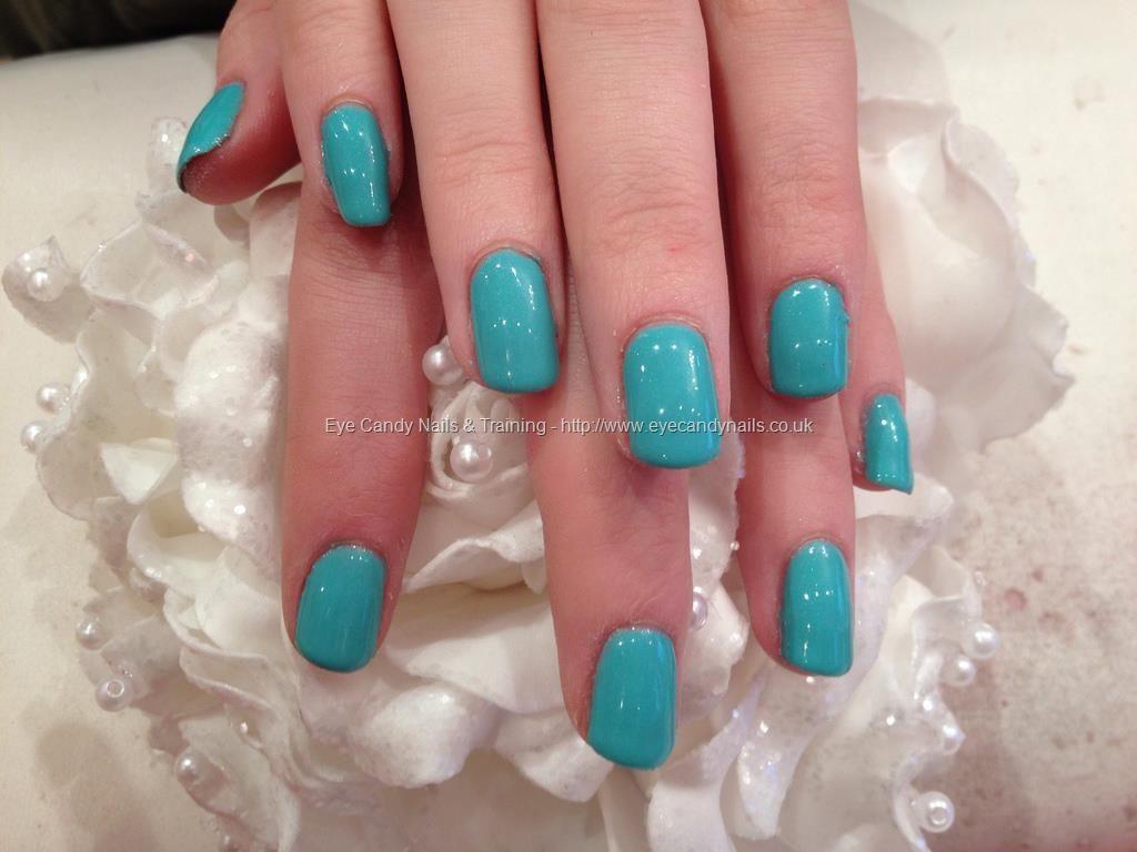 Jades+a+gem+gel+polish+on+natural+nails | Makeup & Nails | Pinterest ...