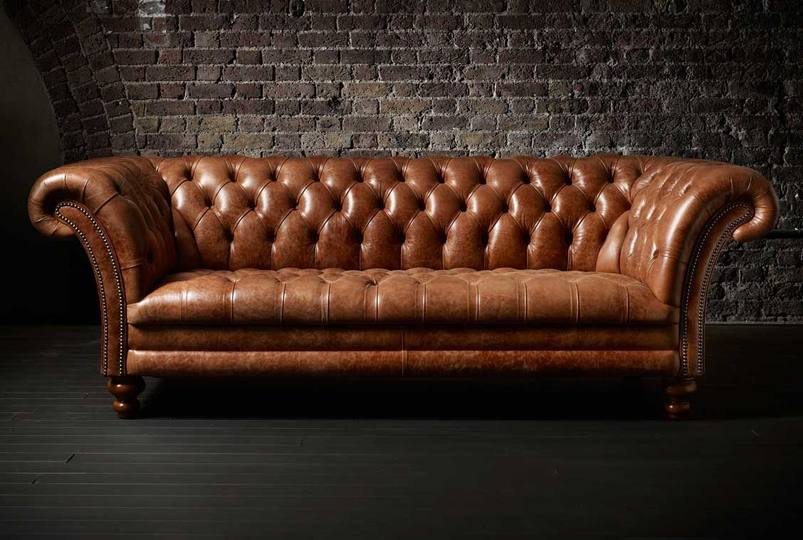 The Kingston Classic Chesterfield History Classic Chesterfield Sofa Chesterfield Sofa Metal Dining Chairs