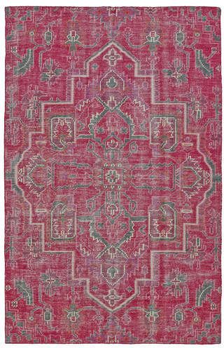 Aanya Hand Knotted Pink Area Rug Products Pinterest Rugs Area