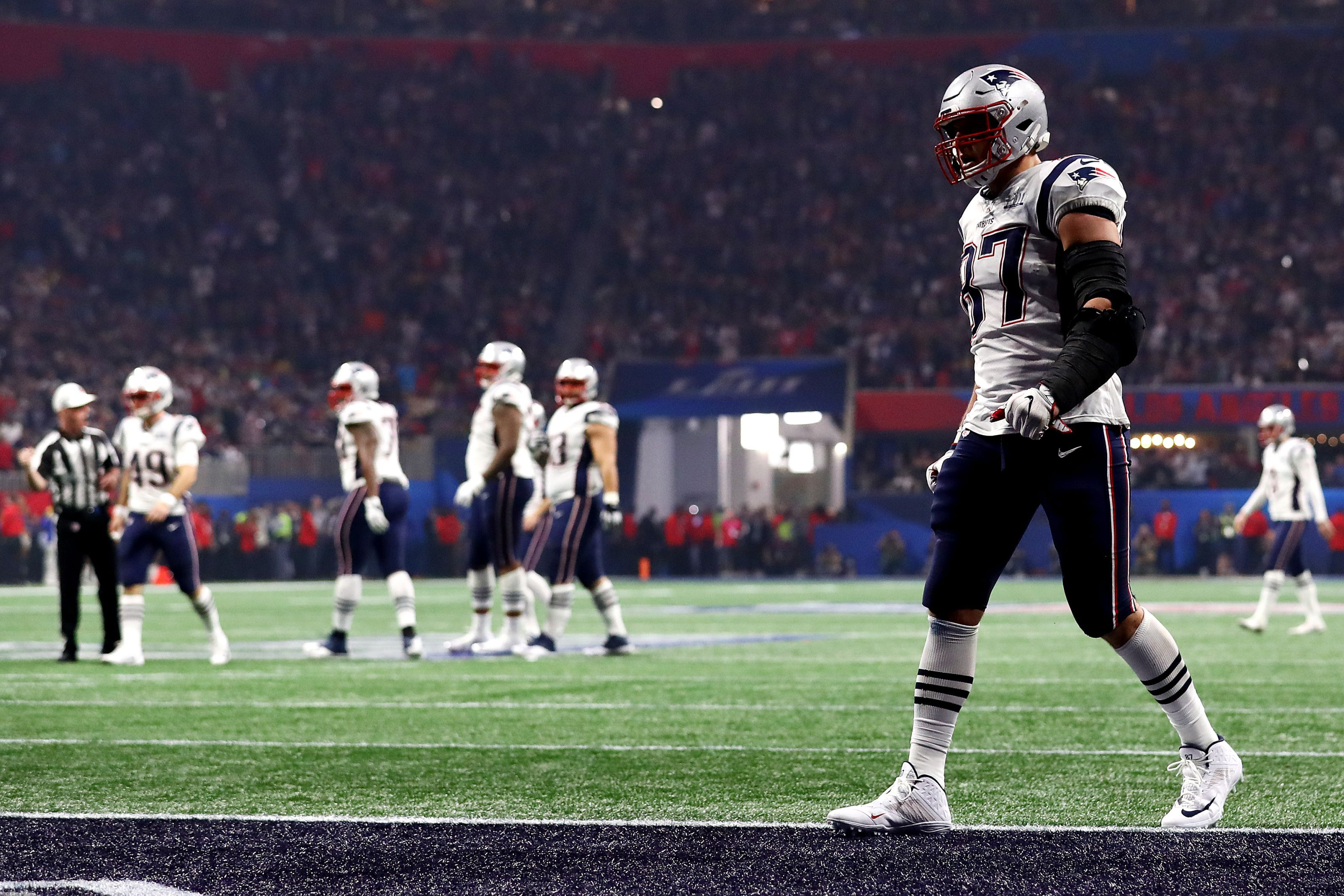 New England Patriots Rob Gronkowski Is Not Coming Back And Its Okay National Football League News Gronkowski Nfl News Rob Gronkowski