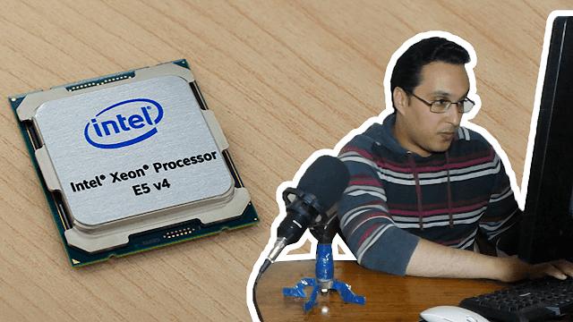 ما معنى الارقام و الحروف فى معالجات إنتل زيون Intel Xeon Baseball Cards Number Meanings Intel