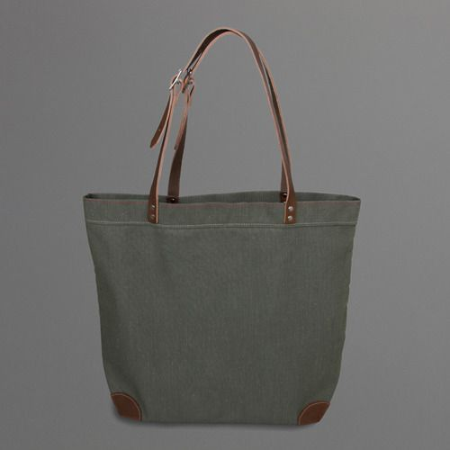 LABOUR AND WAIT | Canvas Totes and Leather Accessories