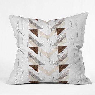 East Urban Home Iveta Abolina Throw Pillow Pillows