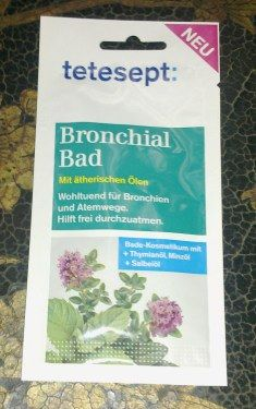 tetesept - bronchial bad